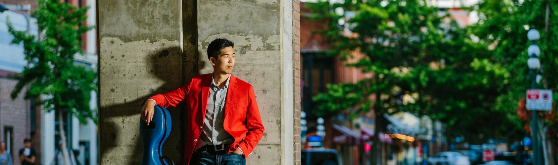 BRIAN YOON | cellist